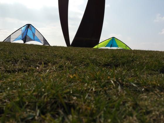 S-Kite 0.9 Ul und Wilder Willy
