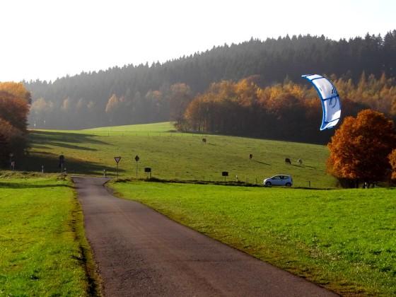 Herbstfarben Ende Oktober