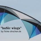 """""""baSic wings"""" von feine-drachen.de"""