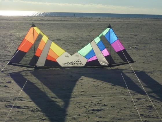 Revolution 1.5 Baressi, Rainbow mid-vented